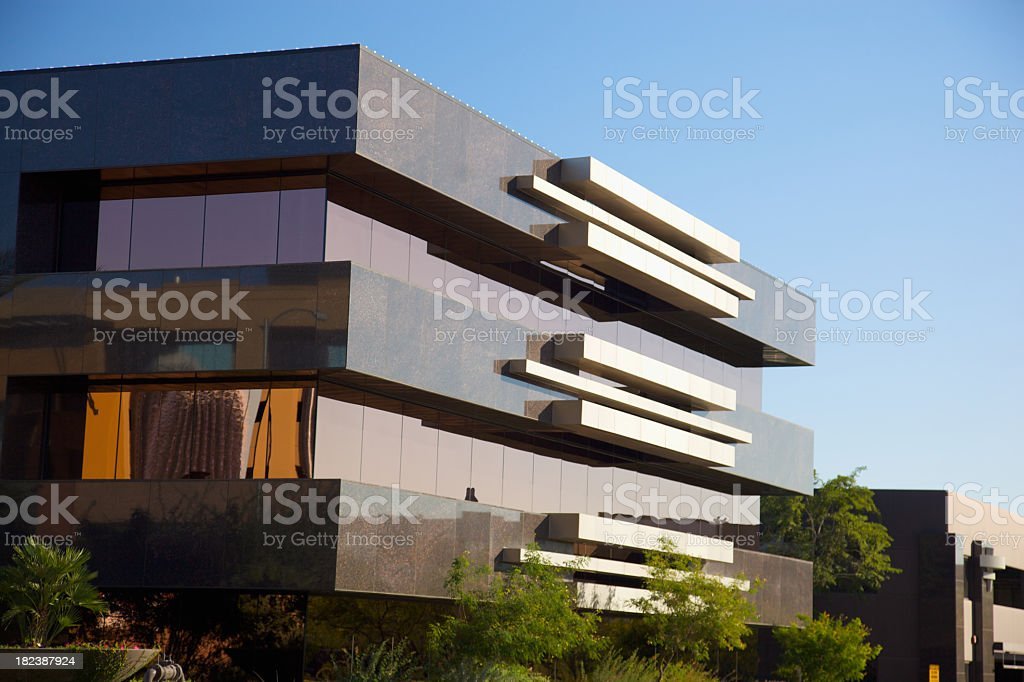 Modern Marble Scottsdale Business royalty-free stock photo