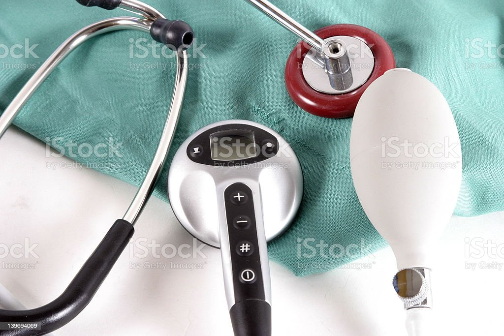 Modern Medicine royalty-free stock photo
