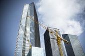 Modern metropolitan construction