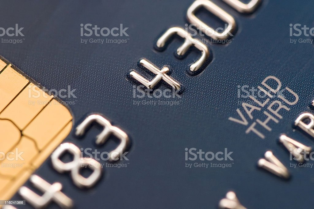 Modern money royalty-free stock photo