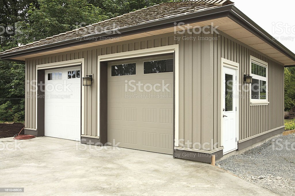 Detached Garage Simple House Plans With Detached Garage
