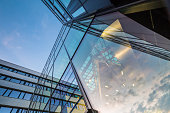 Modern Office Architecture, Hamburg HafenCity University