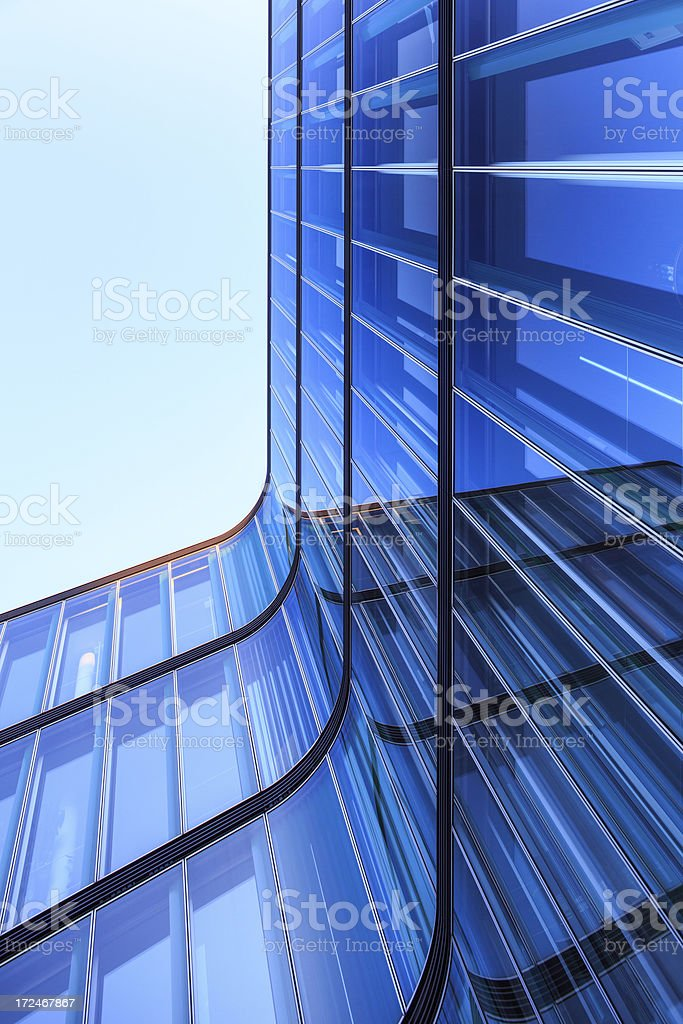 Modern Office Architecture royalty-free stock photo