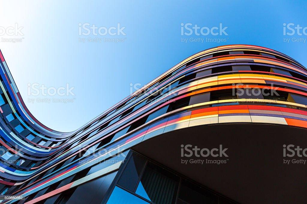 Modern Office Architecture stock photo