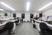 Modern office blur