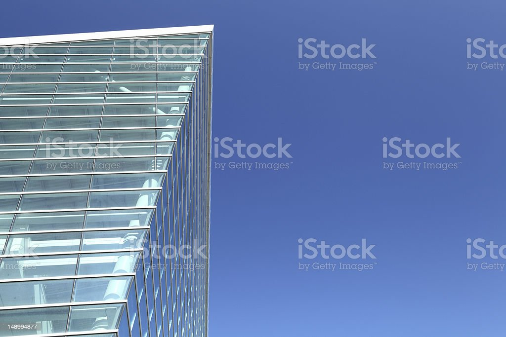 Moderne Bürogebäude Lizenzfreies stock-foto