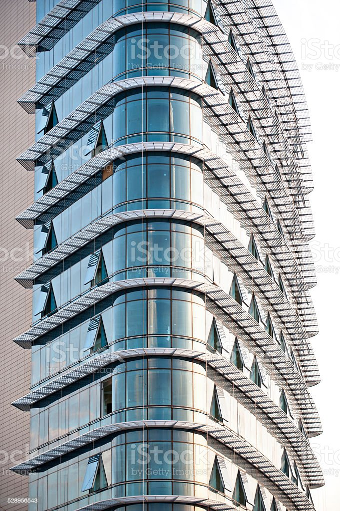 Modern office bulding architecture stock photo