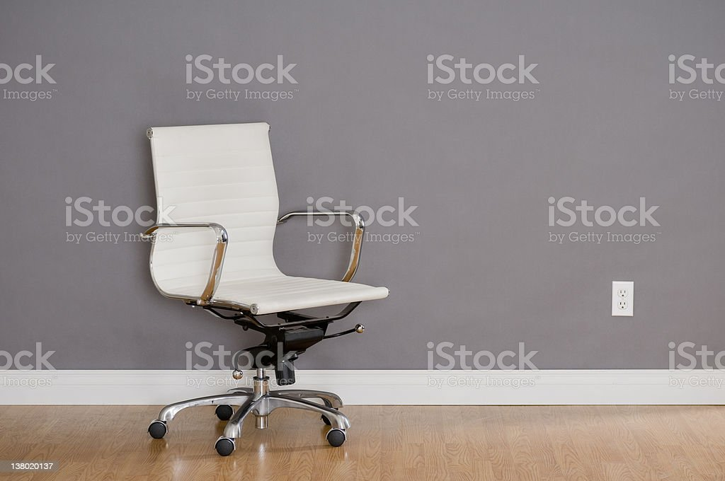Modern Office Chair stock photo