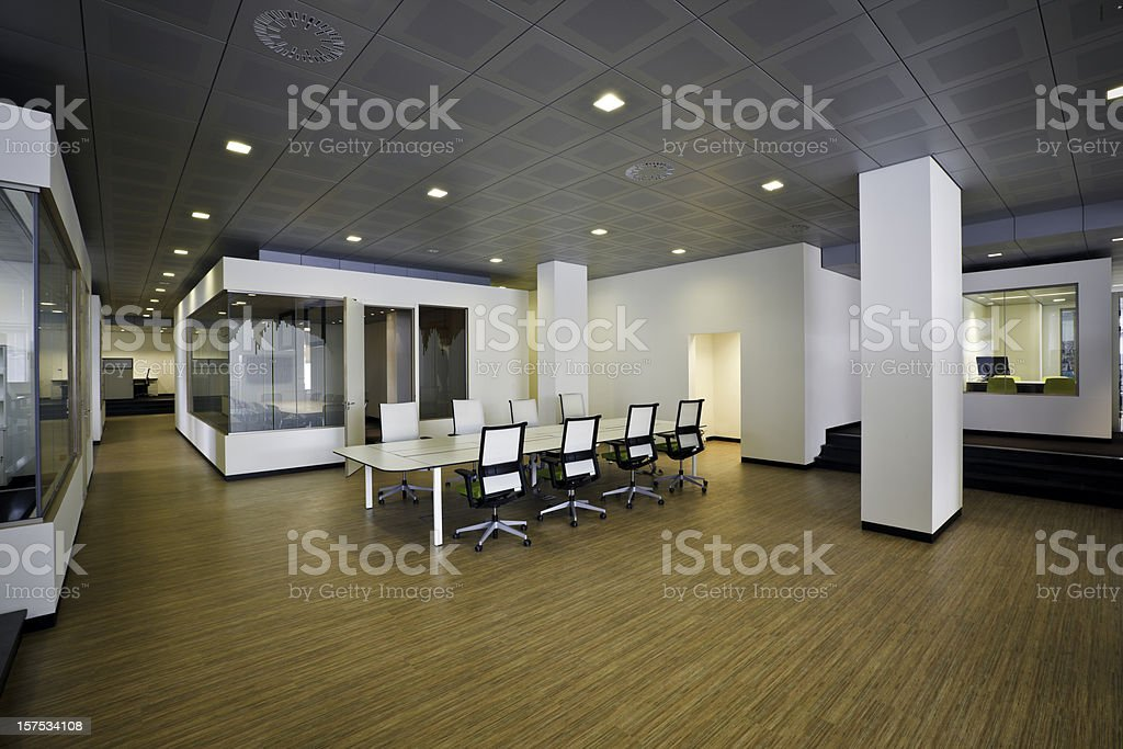 Modern Office Concept royalty-free stock photo