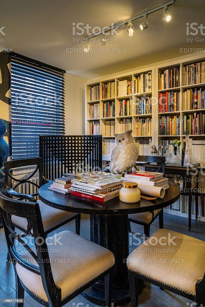Modern Office Interior stock photo
