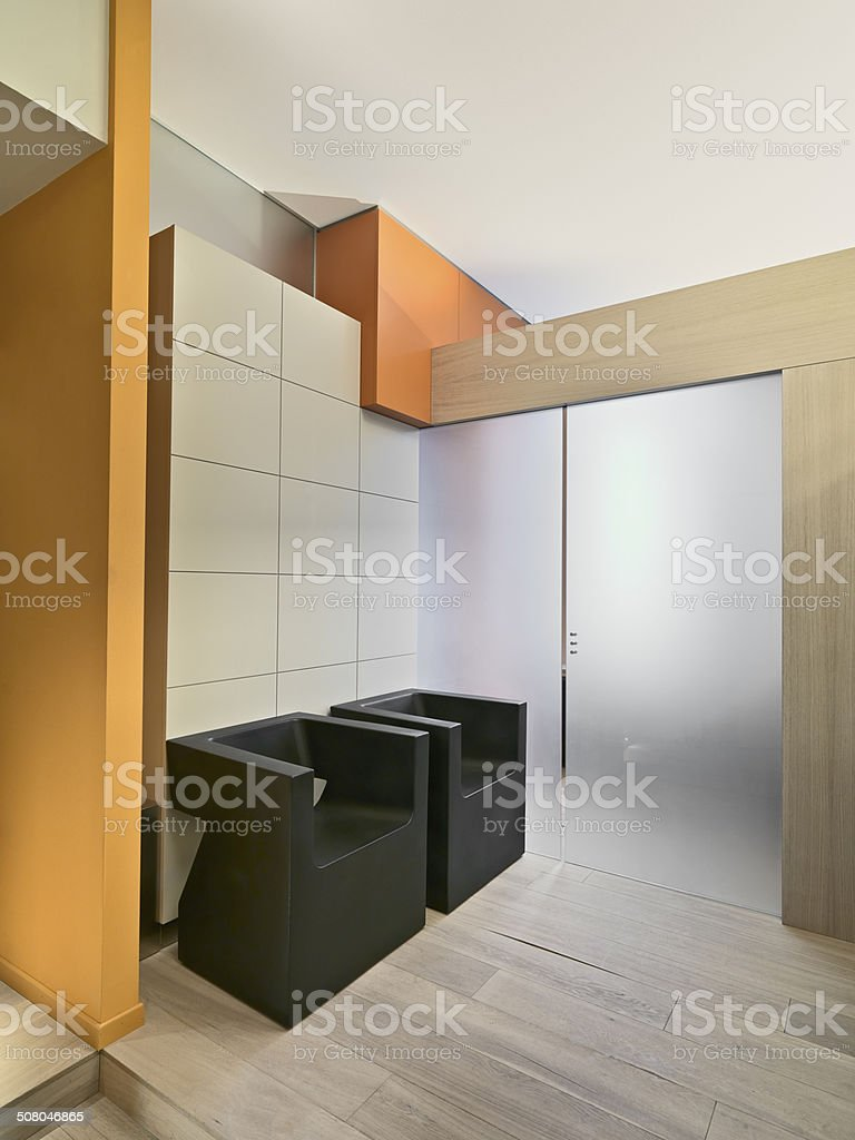 modern office stock photo