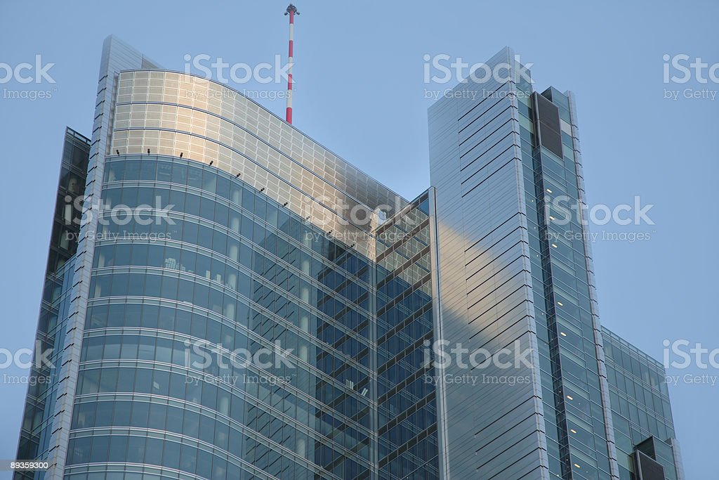 Modern Office Skyscraper royalty-free stock photo