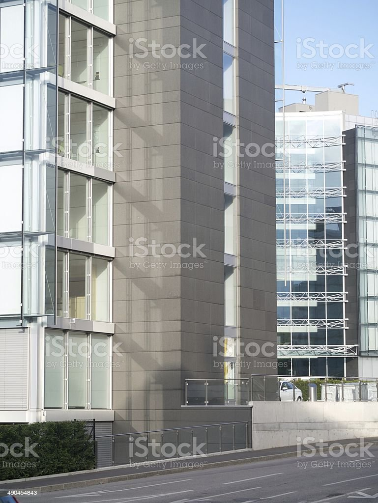 modern offices geneve royalty-free stock photo