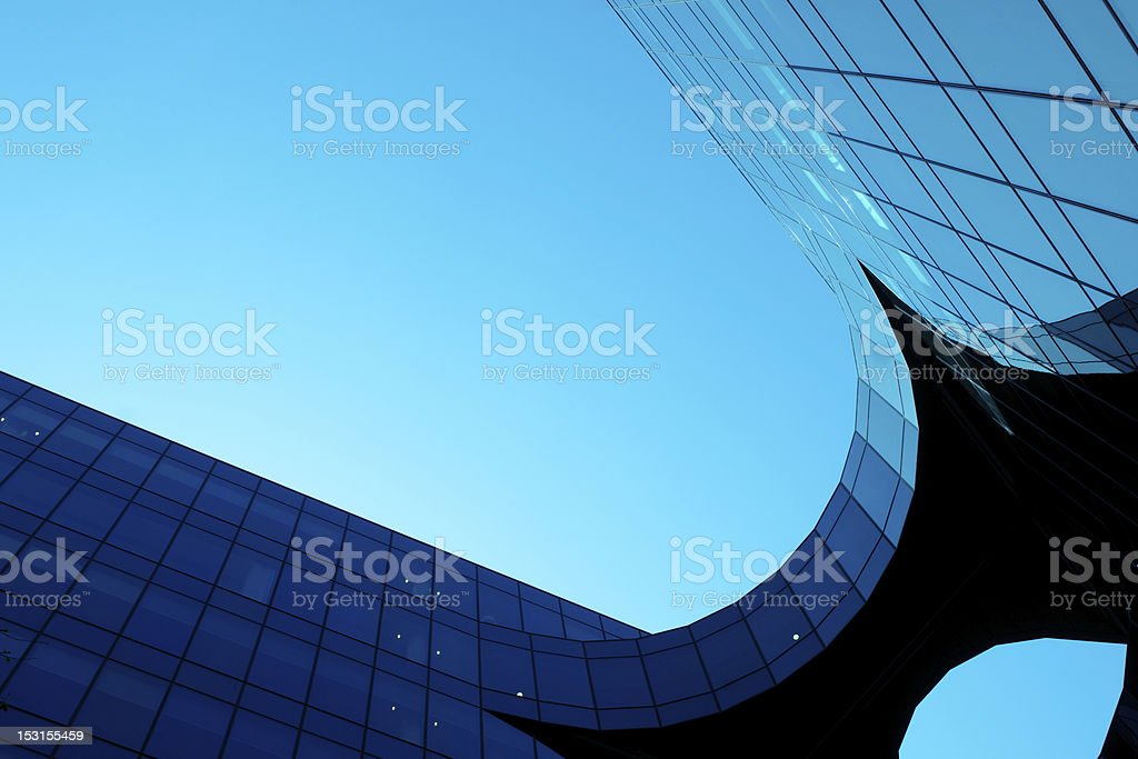 Modern Offices royalty-free stock photo