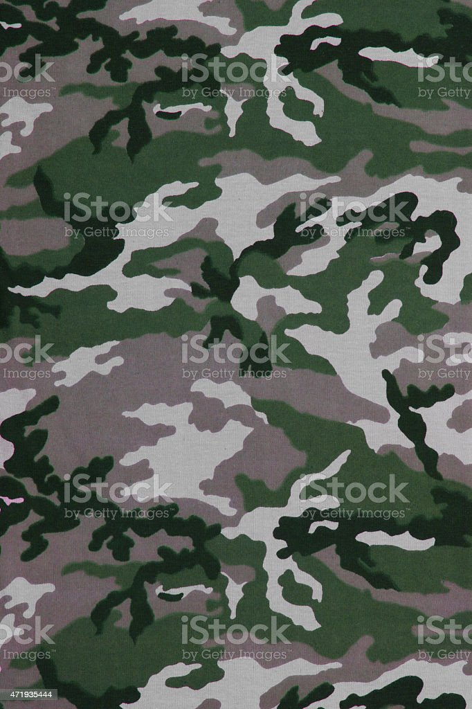 Modern seamless urban camouflage stock photo