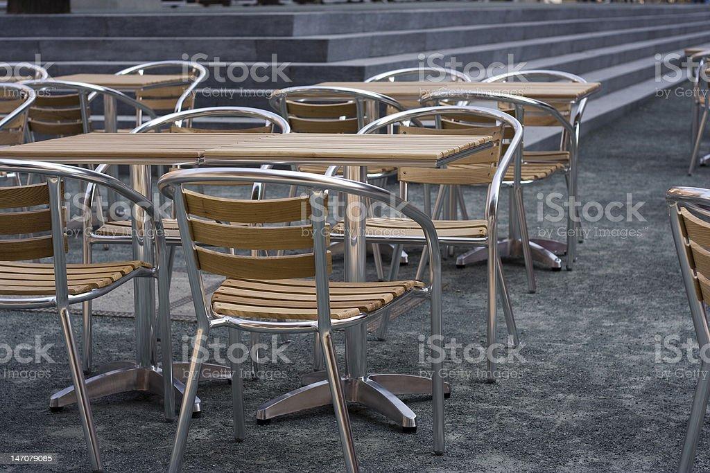 Modern seating comfort royalty-free stock photo