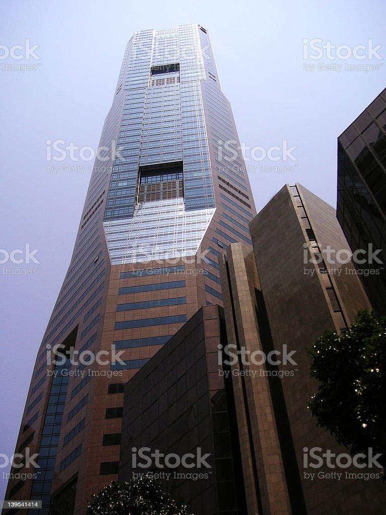 モダンな超高層ビル ロイヤリティフリーストックフォト