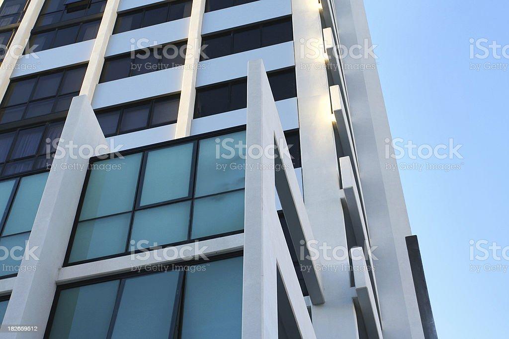 Modern Skyscraper v2 royalty-free stock photo