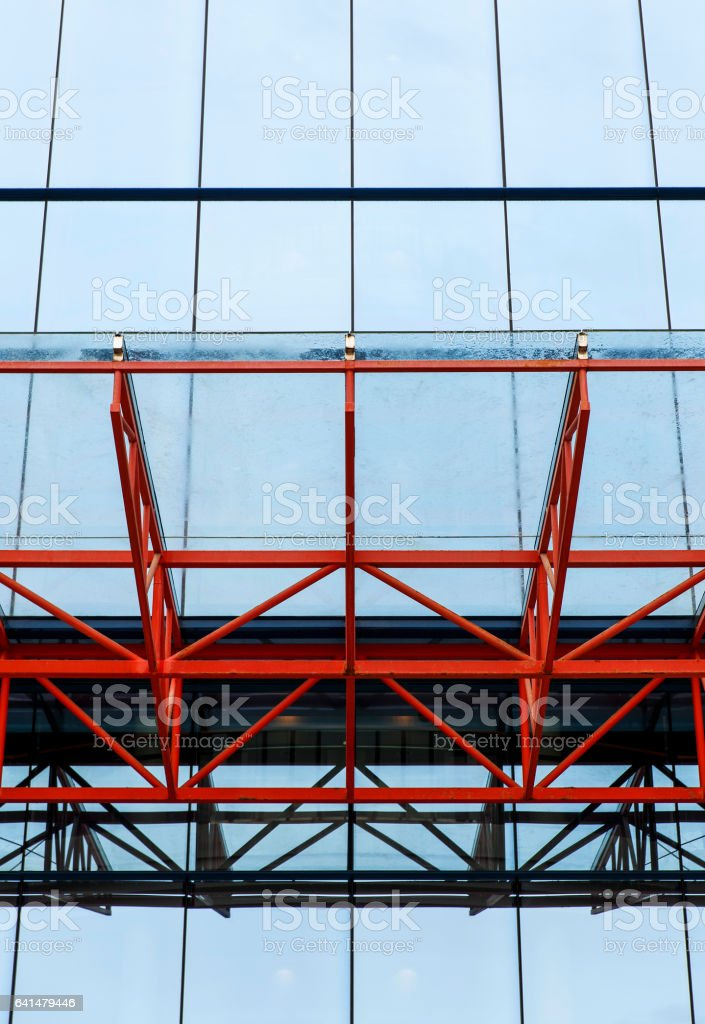 modern skyscraper,donostia stock photo