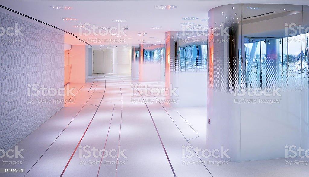 Modern Space stock photo
