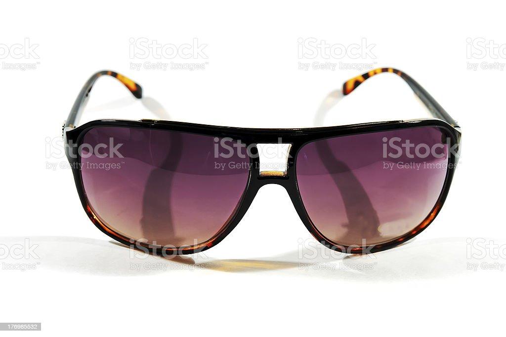 Modern Stylish Sunglasses royalty-free stock photo