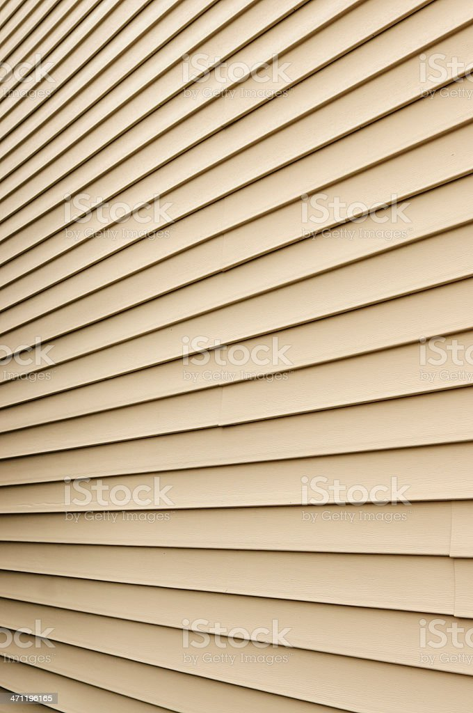 Modern Synthetic Fence Background stock photo