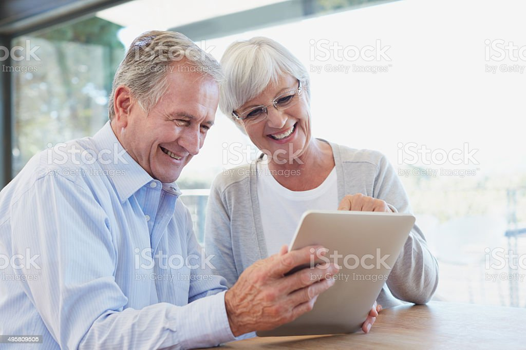 Modern technology is accessible to everyone stock photo