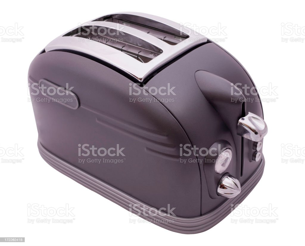 Modern toaster royalty-free stock photo
