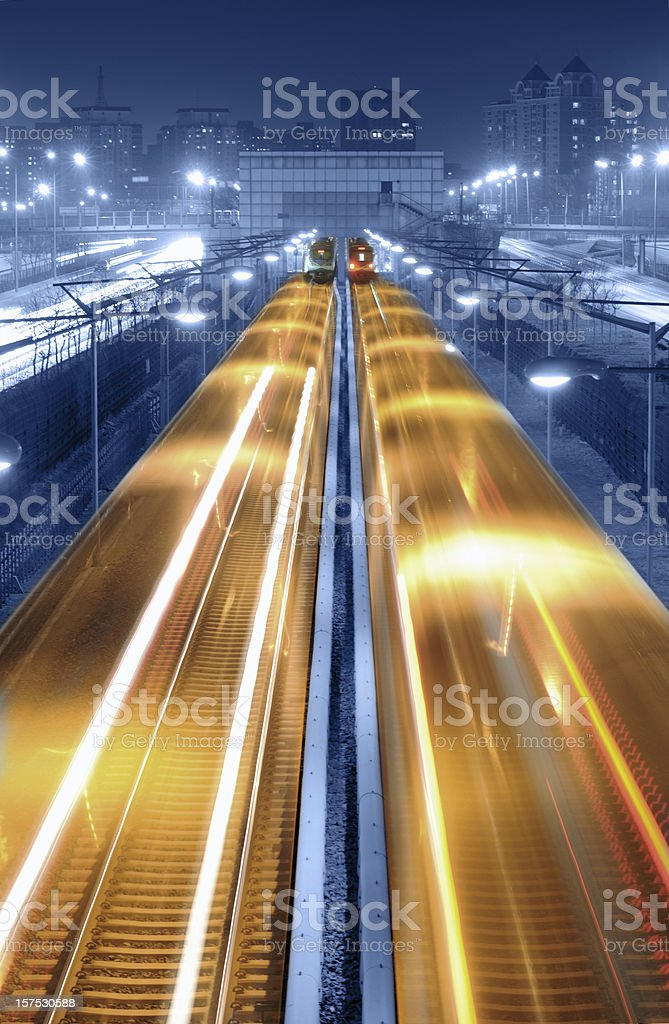 Modern Transportation - XLarge stock photo