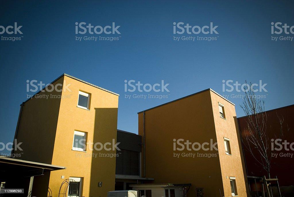 Modern Urban Architecture stock photo