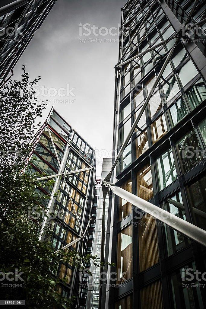 Modern Urban Design stock photo
