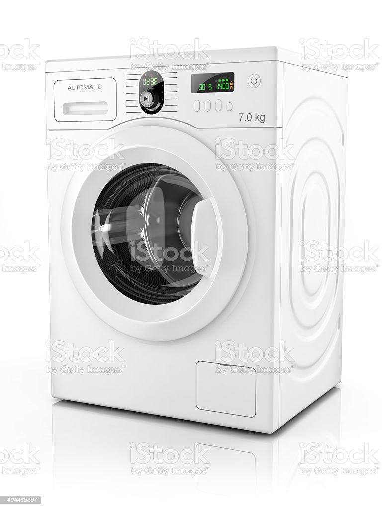moderne waschmaschine 3d stockfoto 494485897 | istock, Attraktive mobel