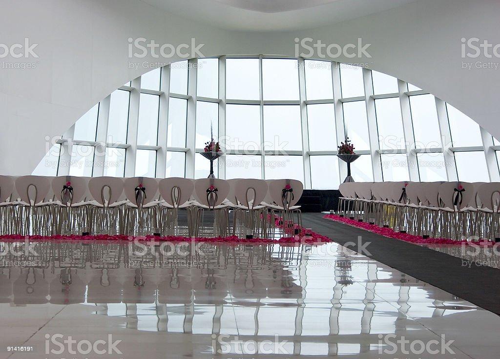 Modern Wedding stock photo