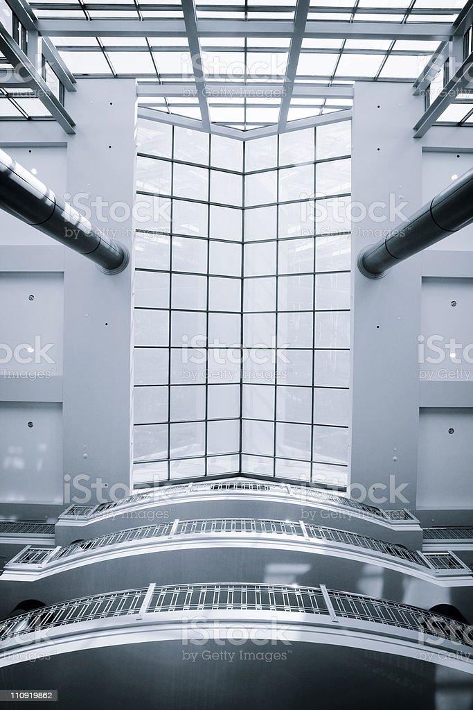 Modern Window royalty-free stock photo