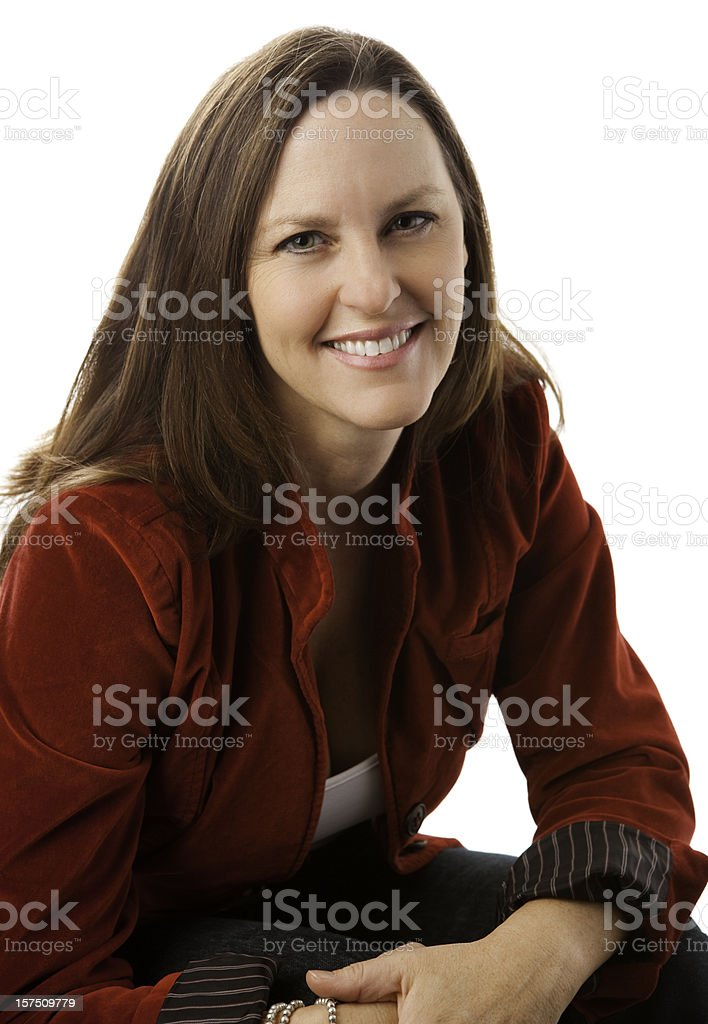 Modern Woman royalty-free stock photo