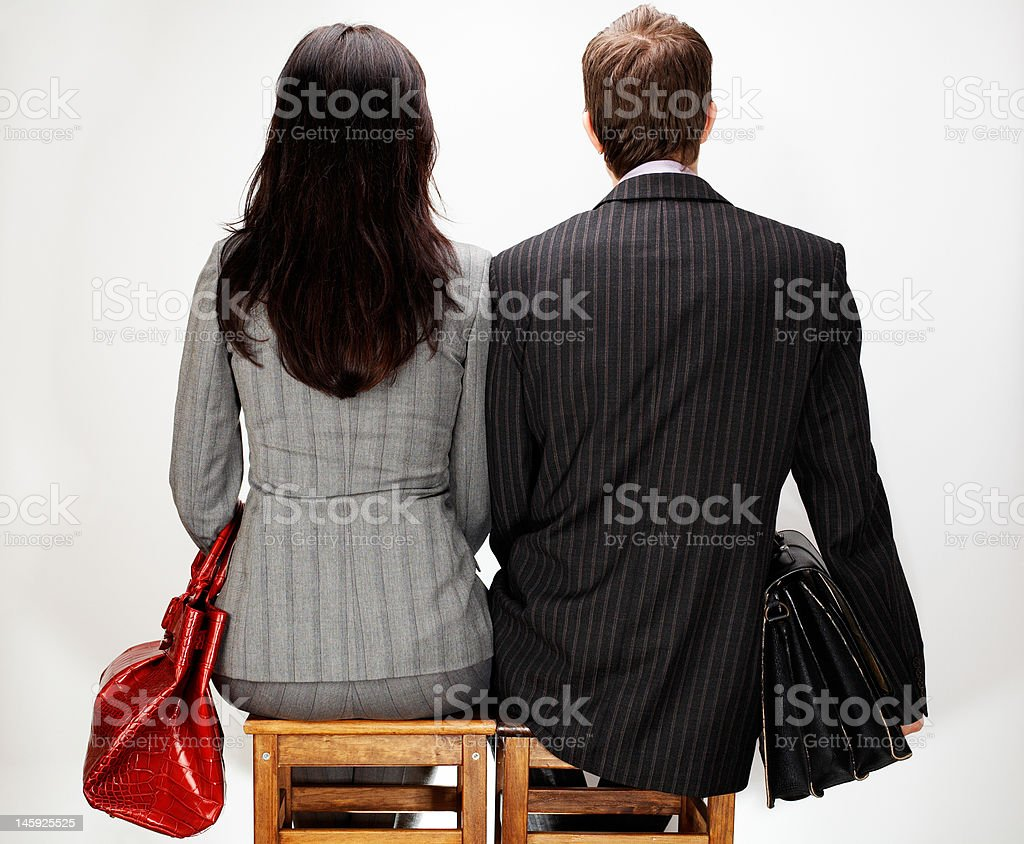 modern young couple. concept royalty-free stock photo