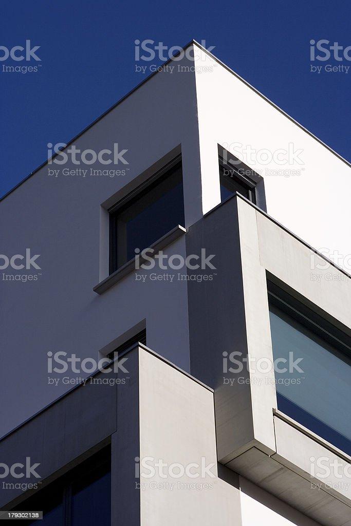 Moderne Architektur royalty-free stock photo