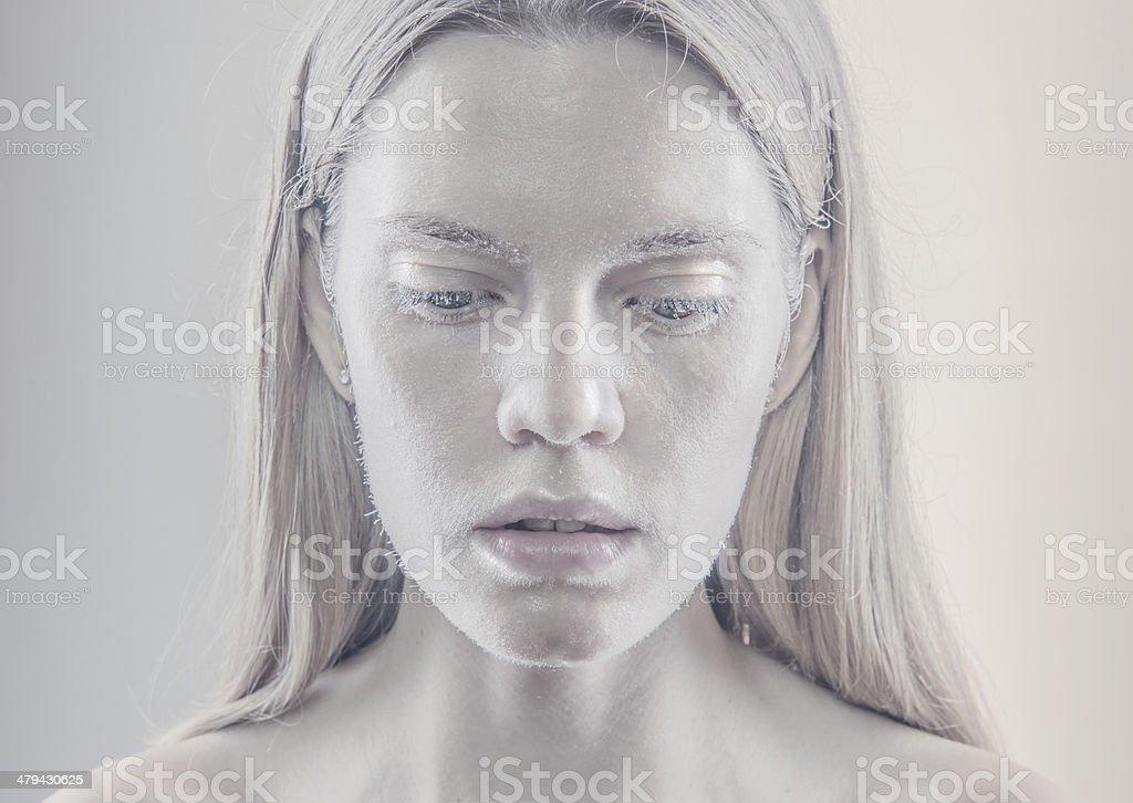 moisturize royalty-free stock photo