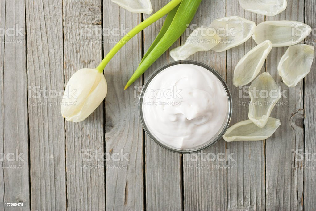 Moisturizer royalty-free stock photo