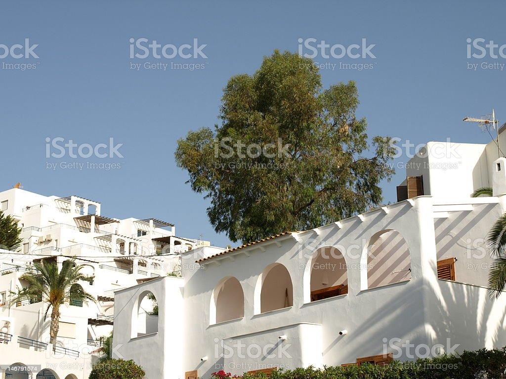 Mojacar stock photo