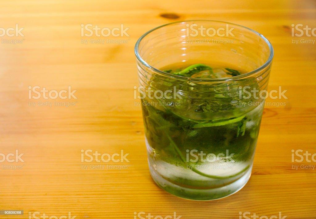 Mojito stock photo
