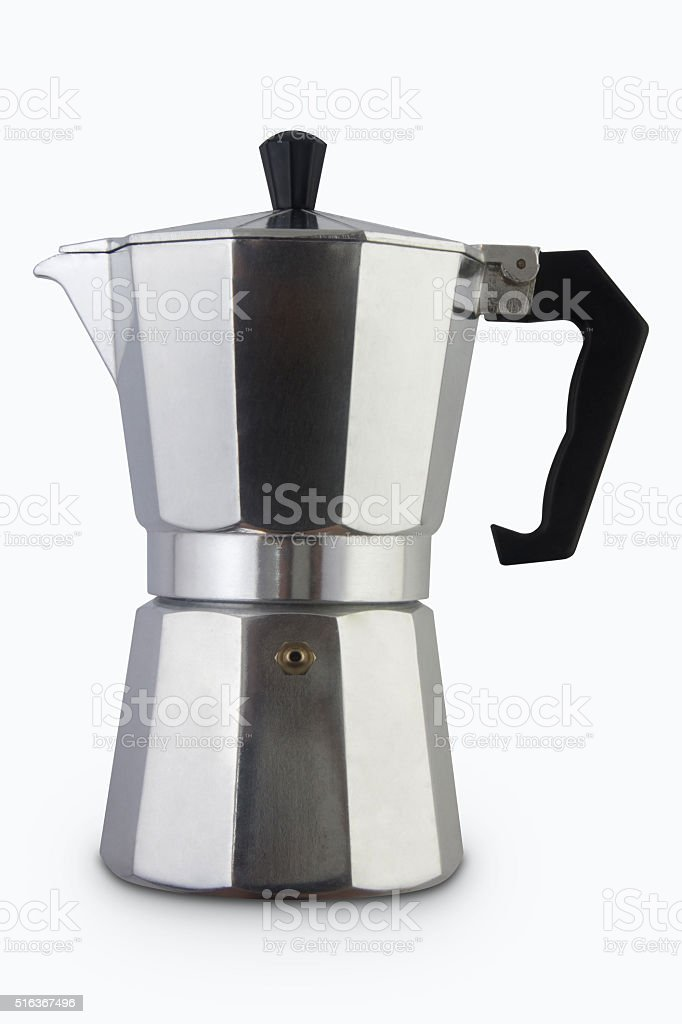 Moka Coffee stock photo