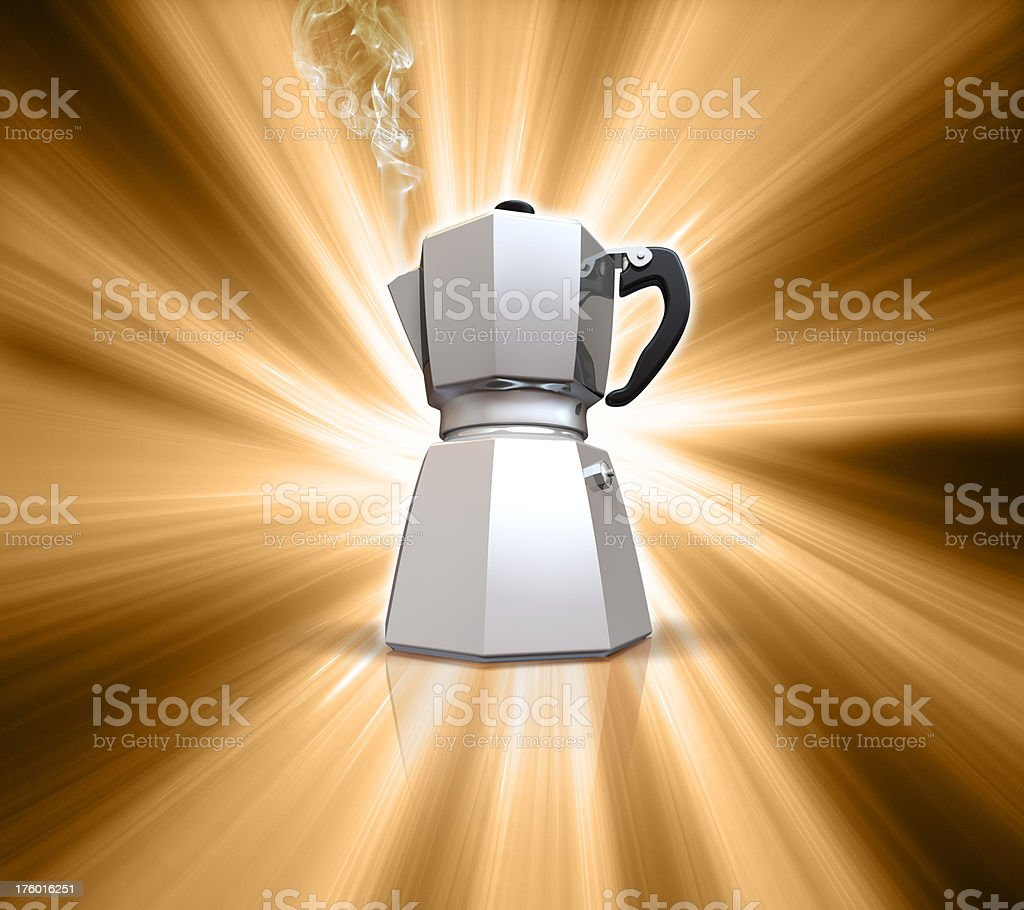 moka royalty-free stock photo
