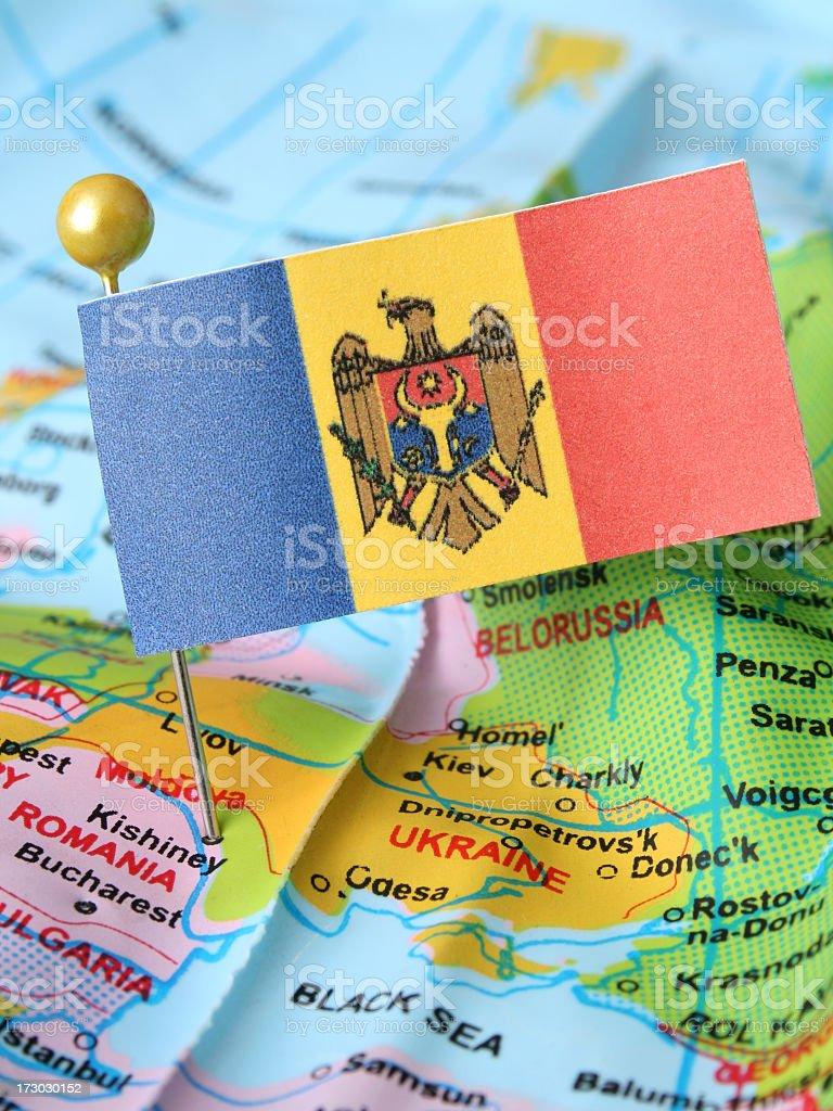 Moldova royalty-free stock photo
