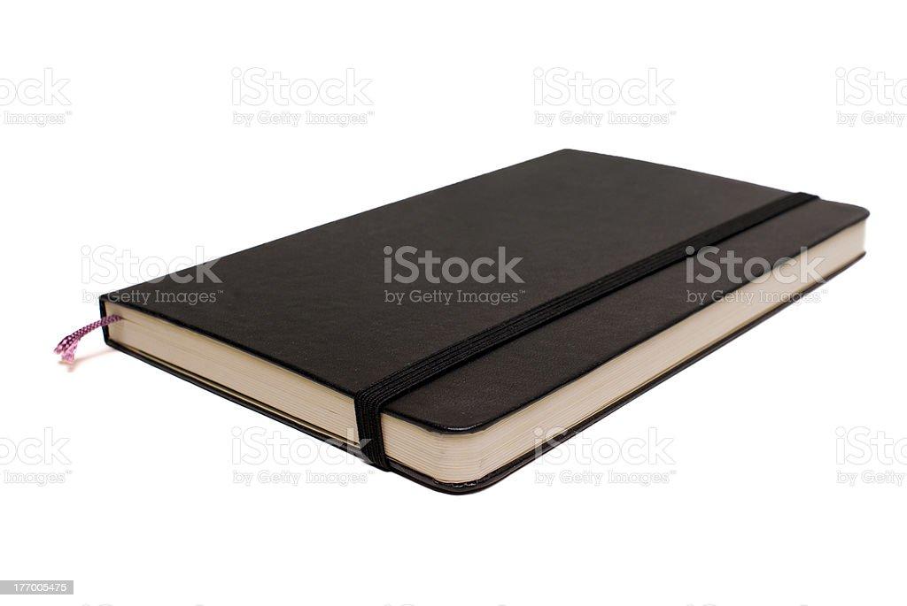 moleskine notebook stock photo
