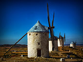 Molinos de viento - Consuegra - Toledo