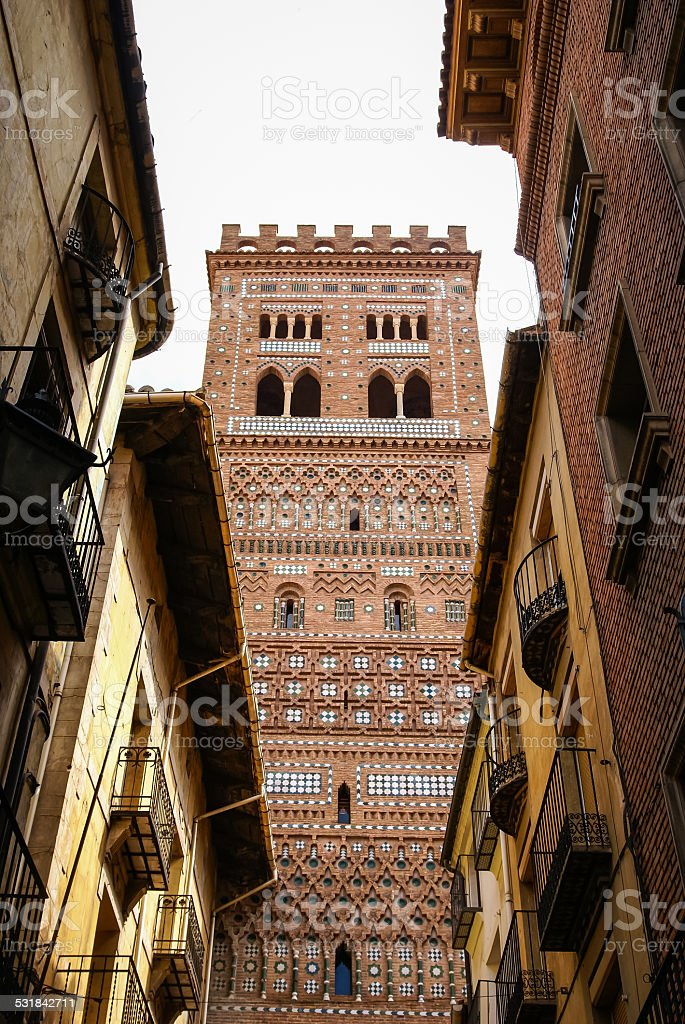 Molinos, Teruel, Aragon, Spain stock photo