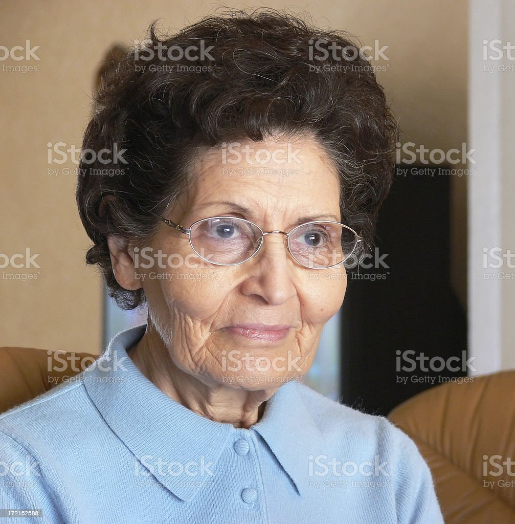 Mom royalty-free stock photo