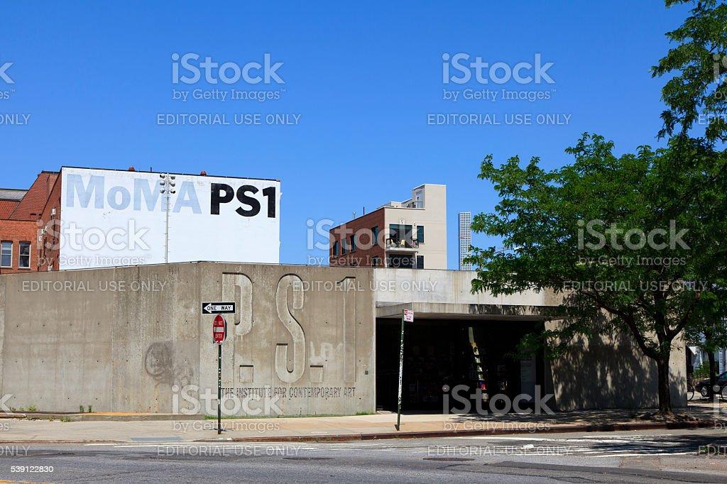 MoMA PS1 stock photo