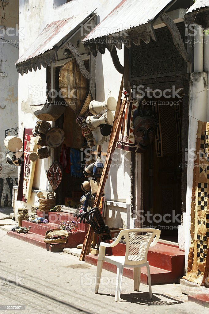 Mombasa, Kenya. stock photo